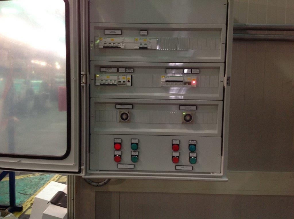 Schemi Quadri Elettrici : Drs impianti quadri elettrici di potenza e automazione